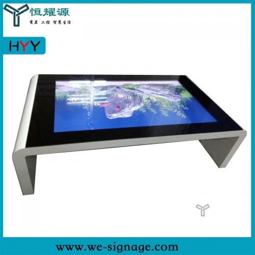 Inch Android Coffee Table LCD DisplayHYY TECHNOLOGY CO LTD - Android coffee table